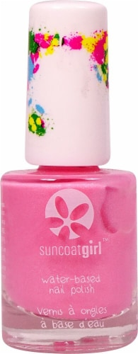Suncoat Products Girl Water Based Ballerina Beauty Nail Polish Perspective: front