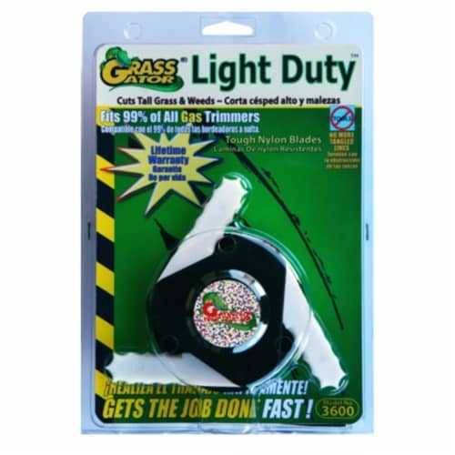 Grass Gator Grass Gator Weed I Replacement Head  3600-6 Perspective: front