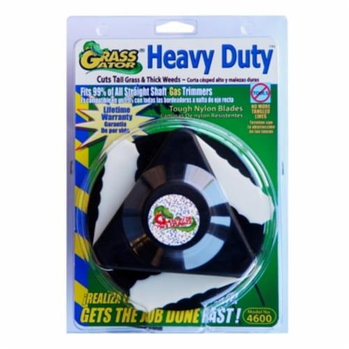 Grass Gator Grass Gator Weed II Replacement Head  4600-6 Perspective: front