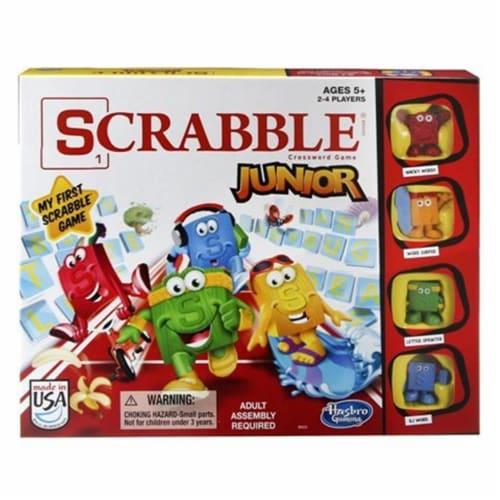 Hasbro B0325 Scrabble Junior Perspective: front