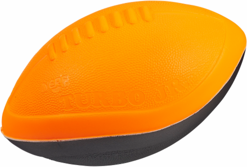 Nerf Sports Turbo Jr Toy Football Perspective: front