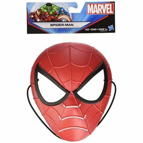 Marvel Basic Mask - Spiderman Perspective: front