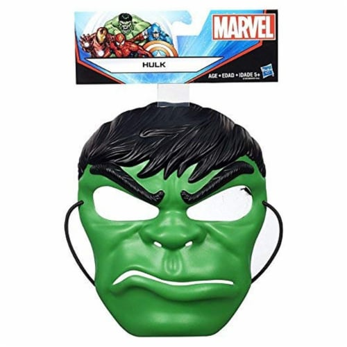 Marvel Play Mask - Incredible Hulk Perspective: front