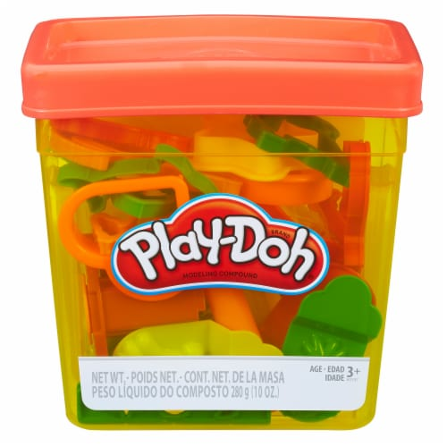 Play-Doh Fun Tub Perspective: front
