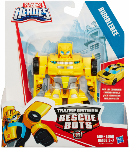 Hasbro Playskool Heroes Transformers Rescue Bots Action Figure - Assorted Perspective: front