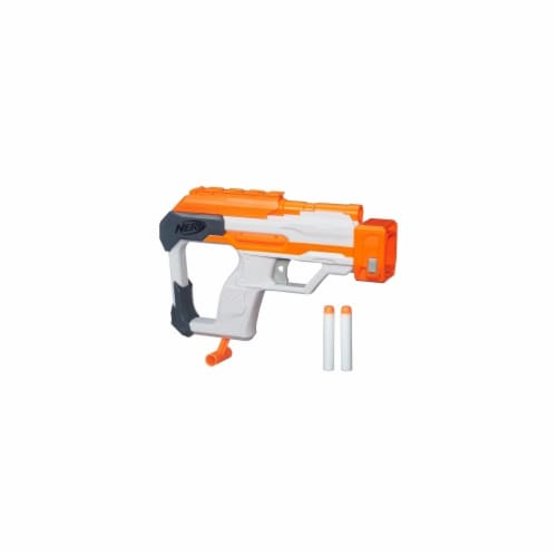Hasbro HSBB3194 Nerf-Modulus Blaster Stock Upgrade, Pack of 14 Perspective: front