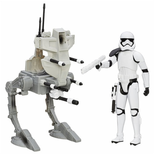 Star Wars The Force Awakens 12-inch Assault Walker Perspective: front