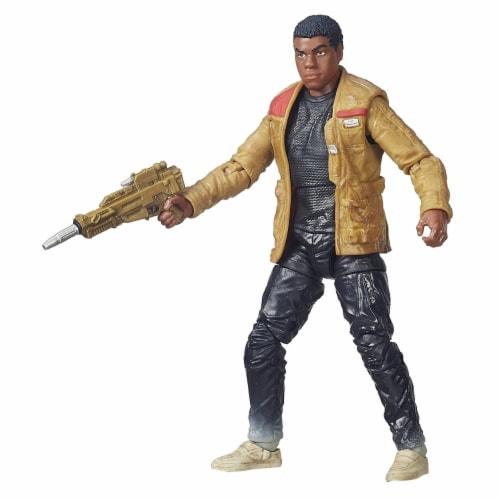Hasbro Starwars Finn (Jakku) Action Figure Perspective: front