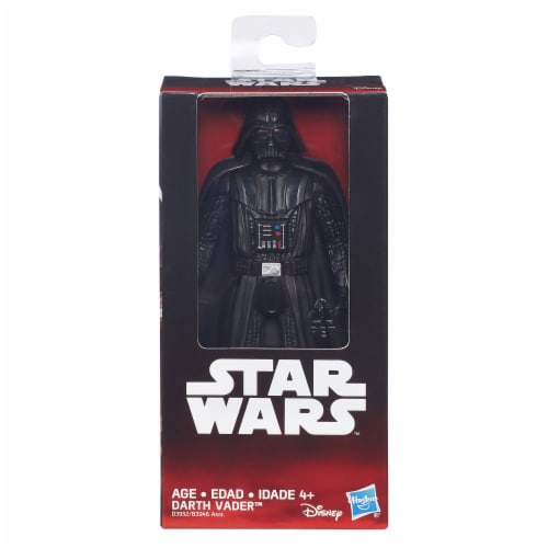 Hasbro Star Wars: Return of the Jedi Darth Vader Action Figure Perspective: front