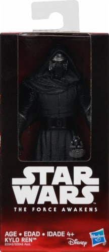 Hasbro Star Wars: The Force Awakens Kylo Ren Action Figure Perspective: front