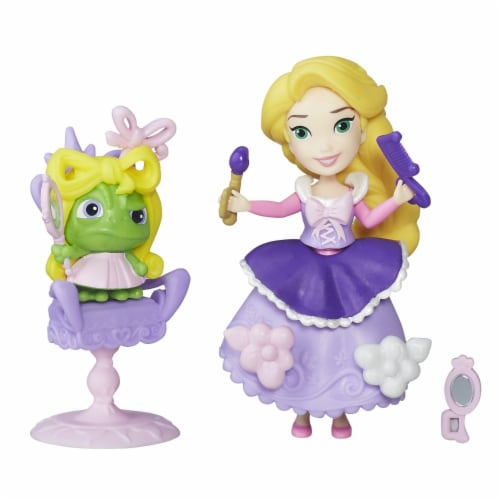 Disney Princess Rapunzel's Styling Salon Perspective: front
