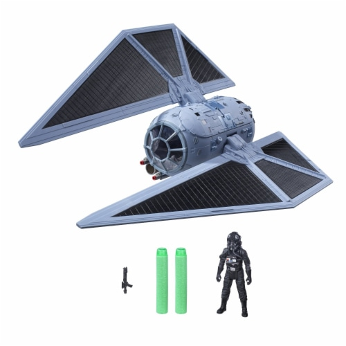 Star Wars: Rogue One TIE Striker Perspective: front