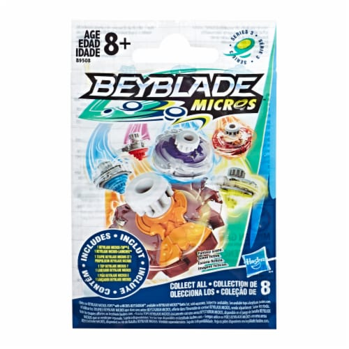 Hasbro Beyblade Series 2 Micros Top Blind Bag - Assorted Perspective: front
