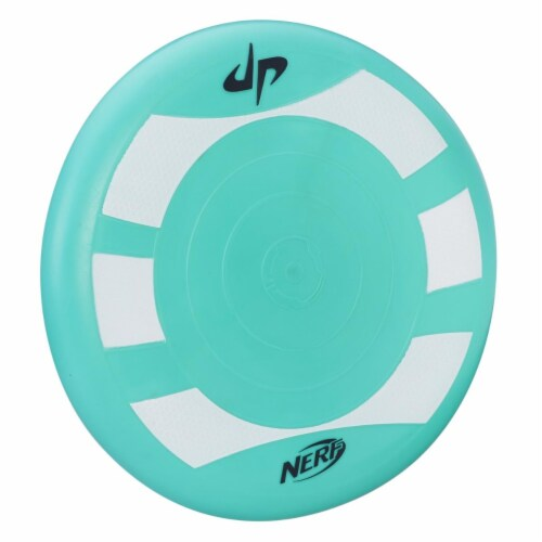 Hasbro 1574436 Nerf Dude Perfect Flying Disc Perspective: front