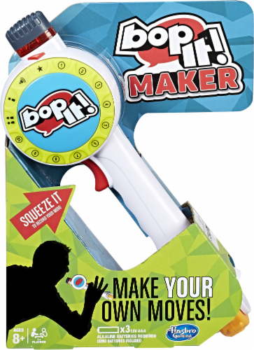 Hasbro Bop It! Maker Game Perspective: front
