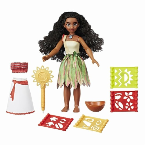 Disney Moana Stencil 'n Design Perspective: front