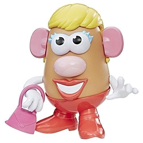Playskool Mrs. Potato Head Playset Perspective: front