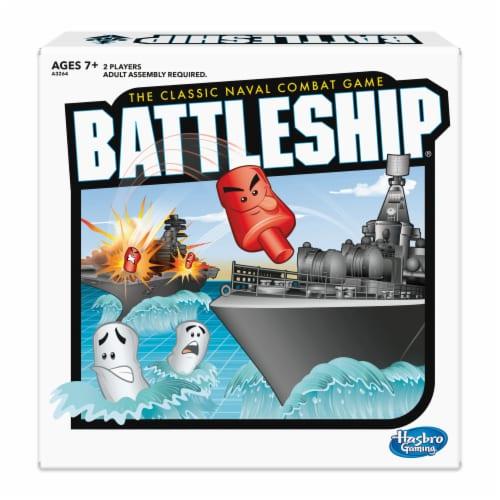 Hasbro Battleship Board Game Perspective: front
