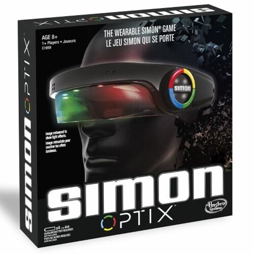 Hasbro 30362745 Simon Optix Game Perspective: front