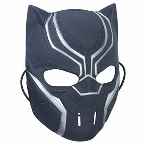 Marvel Classic Mask - Black Panther Perspective: front