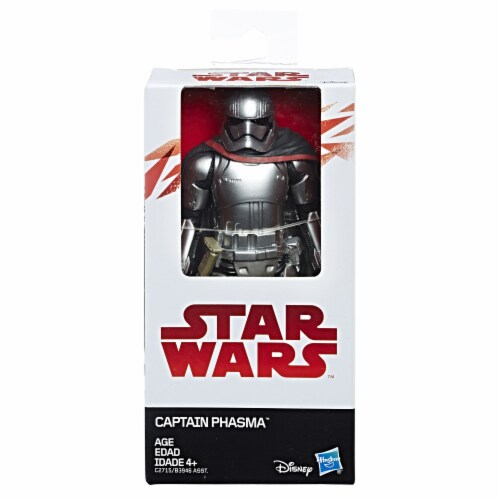 Hasbro Star Wars: The Force Awakens Captain Phasma Action Figure Perspective: front