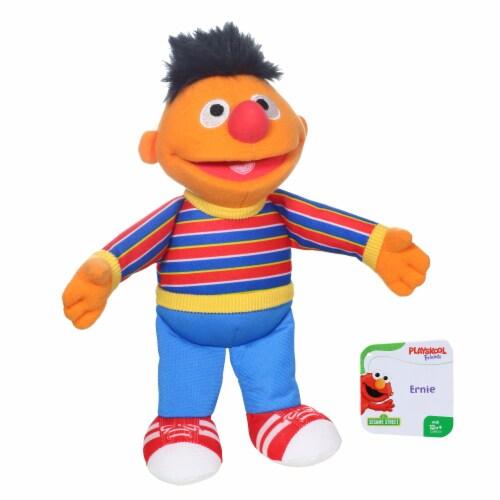 Hasbro Sesame Street Ernie Mini Plush Perspective: front