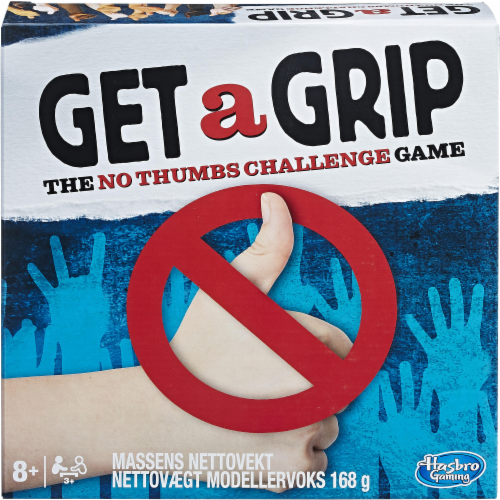Hasbro Get a Grip Game Perspective: front