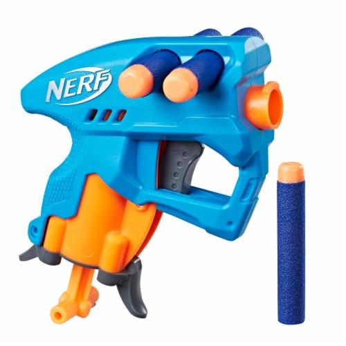 Nerf Nanofire Blaster - Blue Perspective: front