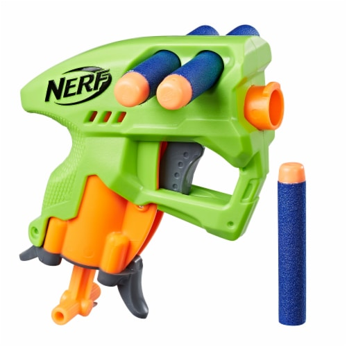 Nerf Nanofire Blaster - Assorted Perspective: front