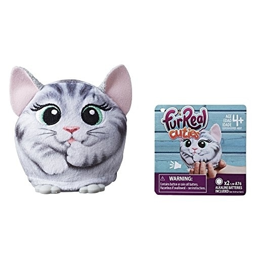 furReal Cuties Kitty Perspective: front
