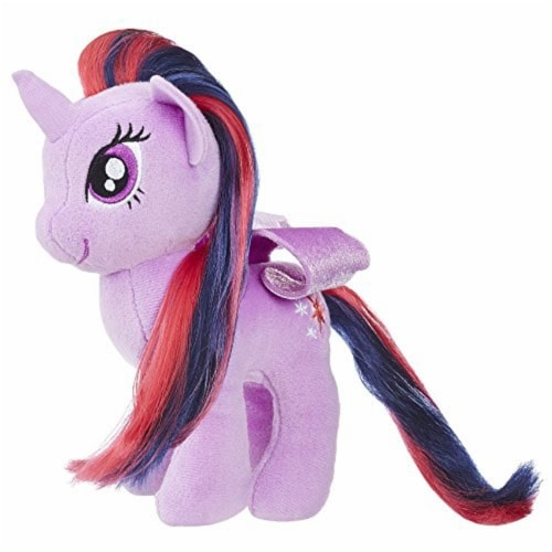 My Little Pony: The Movie Twilight Sparkle Small Plush Perspective: front