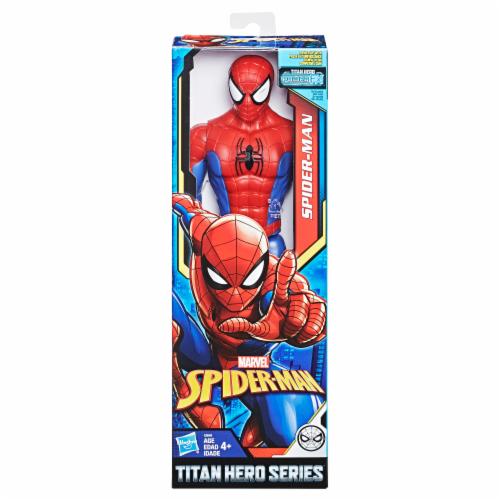 Hasbro Spider-Man Titan Hero Series Spider-Man Action Figure Perspective: front