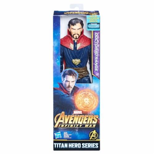 Hasbro Marvel Infinity War Titan Hero Series Doctor Strange with Titan Hero Power FX Port Perspective: front