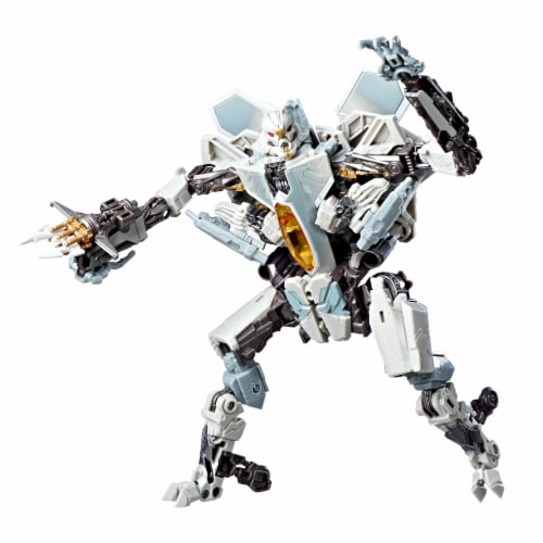 Transformers Studio Series 12 Voyager Class Movie 1 Decepticon Brawl - Assorted Perspective: front