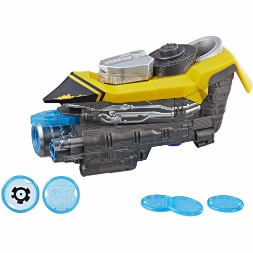 Transformers: Bumblebee - Bumblebee Stinger Blaster Perspective: front
