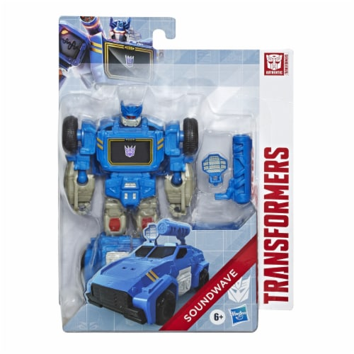 Hasbro Alpha Series Transformer Action Figures - Assorted Perspective: front