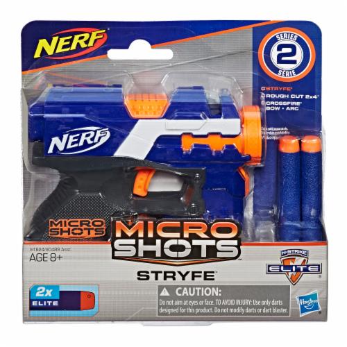 Nerf N-Strike Elite MicroShots Stryfe Series 2 Blaster Perspective: front