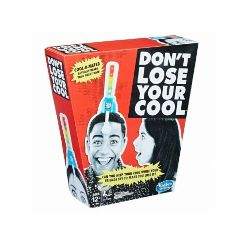 Hasbro HSBE1845 Dont Lose Your Cool Perspective: front