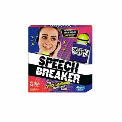 Hasbro HSBE1844 BC Speech Breaker Perspective: front