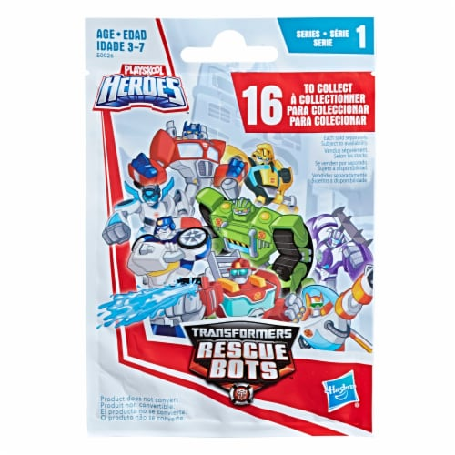 Playskool Heroes Transformers Rescue Bots Academy Blind Bag Perspective: front