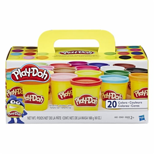 Play-Doh Super Color Pack Perspective: front