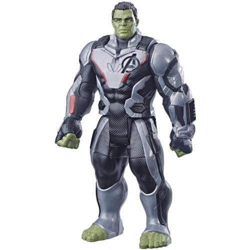 Avengers Marvel Endgame Titan Hero Hulk Perspective: front