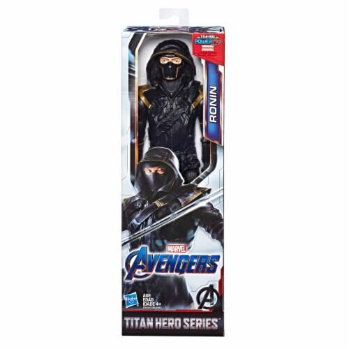 Hasbro Marvel Avengers: Endgame Titan Hero Series Ronin Action Figure Perspective: front