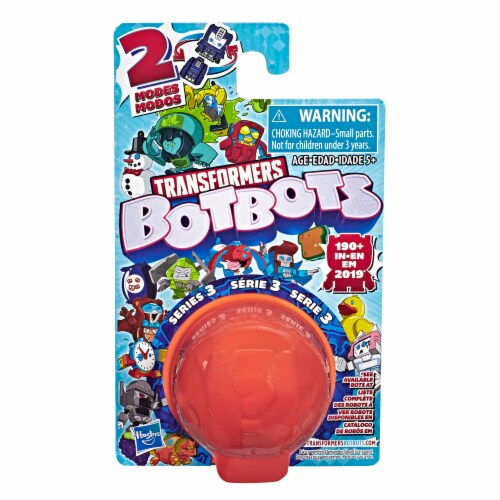 Hasbro Transformers BotBots Series 1 Collectible Blind Bag - Assorted Perspective: front