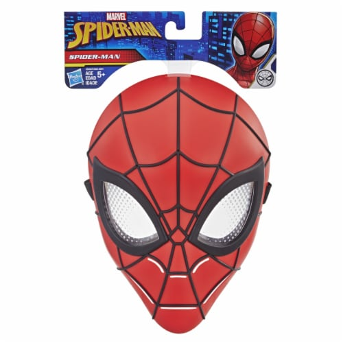 Hasbro Spider-Man Hero Mask Perspective: front
