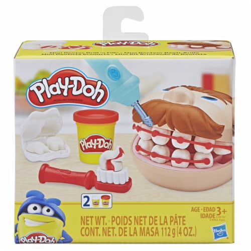 Play-Doh Mini Doctor Drill 'n Fill Modeling Compound Playset Perspective: front