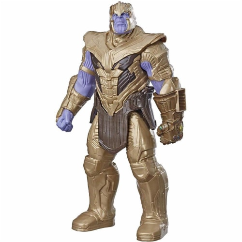 Marvel Avengers Endgame Action Figure Toy - Thanos Perspective: front