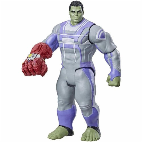 Marvel Avengers Endgame Action Figure Toy - Hulk Perspective: front