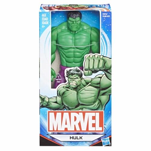 Hasbro Marvel Basic Hulk Figure Perspective: front