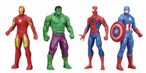 Hasbro Marvel Basic Action Figure - Assorted Perspective: front